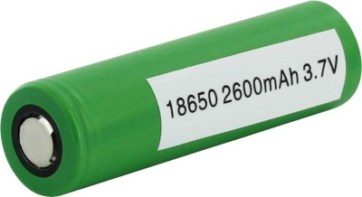 VGS MARKETINGS 3.7V 2600mAh 18650 Lithium Li Ion 18650 Rechargeable battery Battery
