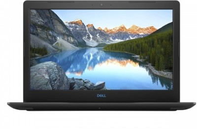 Image of Dell G3 Core i5 8th Gen Gaming Laptop which is one of the best laptops under 80000