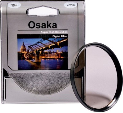 OSAKA 72mm ND4 Neutral Density ND Filter 72