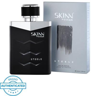 Skinn By Titan Steele EDP Spray For Men 100 ml