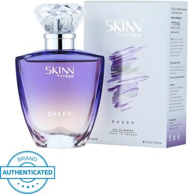 Titan Skinn Sheer Woman Perfume 100 ml