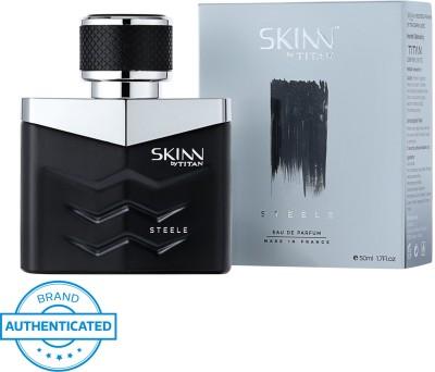 Skinn By Titan Steele EDP Spray For Men 50 ml