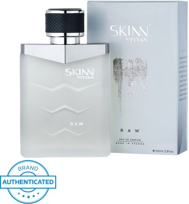 Skinn by Titan Mens Raw Eau de Parfum  -  100 ml(For Men)
