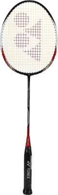 Yonex Carbonex 8000N Silver, Black Strung Badminton Racquet(G4 - 3.25 Inches, 87 g)