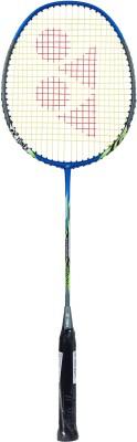 Yonex Nanoray 6000i Blue Strung Badminton Racquet(G4 - 3.25 Inches, 80 g)
