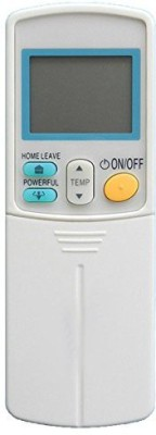 M.ELECTRO COMPATIBLE AC REMOTE WITH BACKLIGHT AND TIMER FOR AC 90 (PLEASE MATCH WITH THE OLD REMOTE Remote Controller(White)