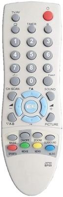 LipiWorld I SORT JXPSE BP69 CRT TV Universal Remote Control Compatible for BP69  Crt Tv BPL Remote Controller(Gray)