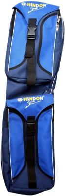 hindon Jumbo Hockey Kit Bag for 6 sticks Hockey Kit Bag(Blue, Backpack)