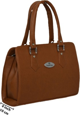 FD Fashion Shoulder Bag(Tan)
