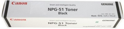 Canon NPG 51 TONER CARTRIDGE Single Color Ink Toner Black