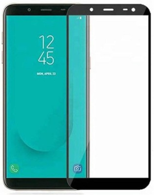 Fusion Gear Edge To Edge Tempered Glass for Samsung Galaxy J6(Pack of 1)