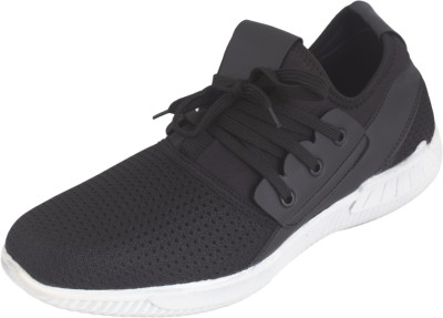 WeBe Casual Sneakers Sneakers For Men (Black, White) 1
