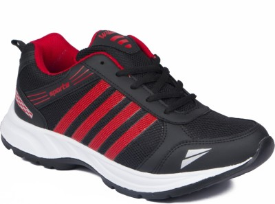 Asian WNDR-13 Training Shoes,Walking Shoes,Gym Shoes,Sports Shoes Running Shoes For Men(Black, Red)