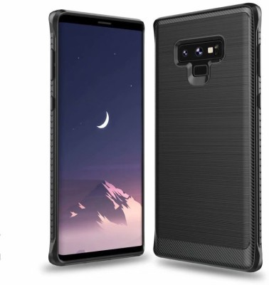 Vodex Back Cover for Galaxy Note9, Samsung Galaxy Note 9(Black, Grip Case, Silicon)