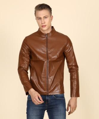 Pepe Jeans Full Sleeve Solid Men Jacket