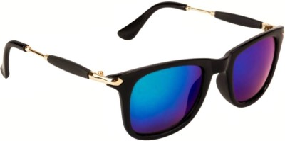 Gansta Wayfarer Sunglasses(Multicolor)