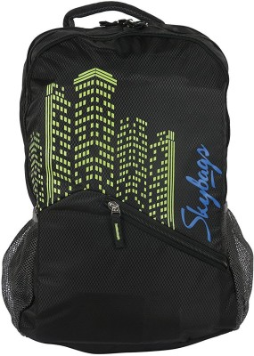 Skybags BPSKX02HBLK 30 L Backpack Black