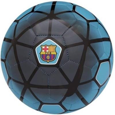 Osco Sports NEW BLUE FCB REPLICA GLIDER Football   Size: 5 Pack of 1, Multicolor
