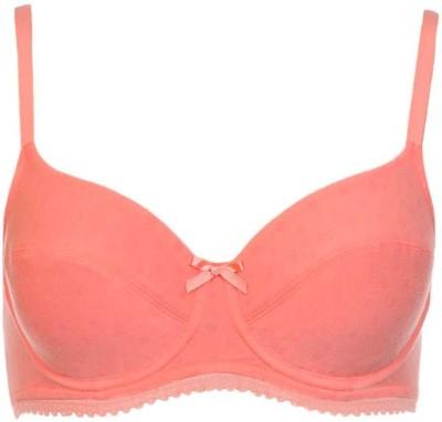 Lisca by Lisca Women Full Coverage Non Padded Bra(Pink) Flipkart