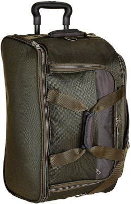 ARISTOCRAT 22 inch/55 cm  Expandable  DFTCRA57OLV Duffel With Wheels  Strolley  ARISTOCRAT Duffel Bags