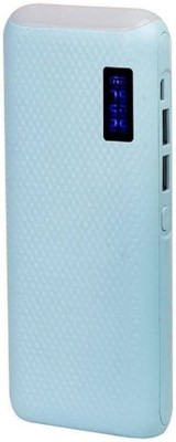 silverius 15000 Power Bank Blue, Lithium ion silverius Power Banks