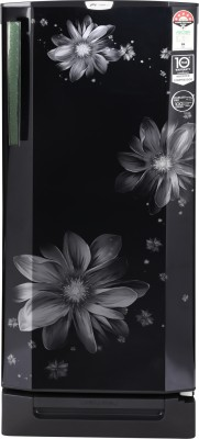 Godrej 210 L Direct Cool Single Door 5 Star Refrigerator(Pearl Black, RD EPRO 225 TDI 5.2 PRL BLK) at flipkart