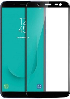 Flipkart SmartBuy Tempered Glass Guard for Samsung Galaxy J8(Pack of 1)