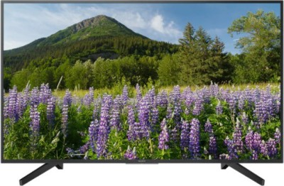 View Sony 123cm (49 inch) Ultra HD (4K) LED Smart TV(KD-49X7002F)  Price Online