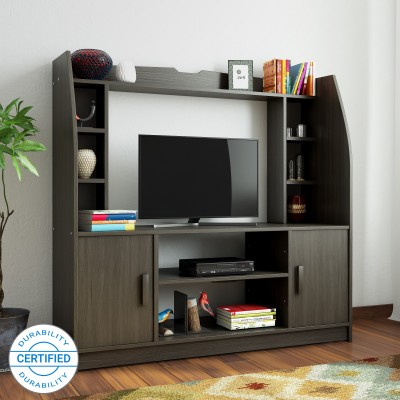 Nilkamal Beaumont Engineered Wood TV Entertainment Unit(Finish Color - Wenge)