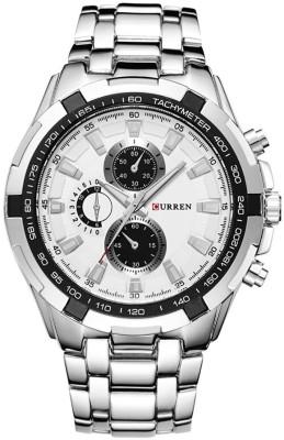 Curren CUR011 ER Analog Watch   For Men Curren Wrist Watches