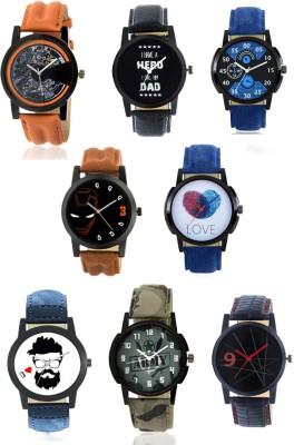 BG Dholariya new stylish casual combo watch BGD_A_284 Watch  - For Boys & Girls