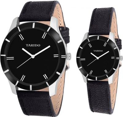 Tarido TD11432146SL01 New Style Analog Watch For Couple