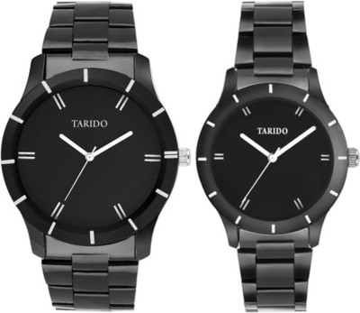 Tarido TD11812002SM12 New Style Analog Watch For Couple