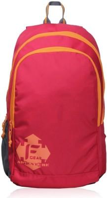 F Gear Castle Rugged Base 24 L Standard Backpack(Pink)