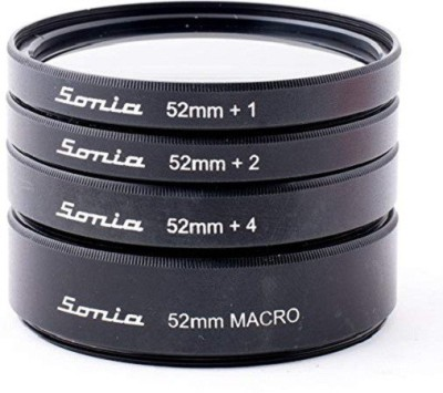 SONIA CUK52 Close up Filter 52 SONIA Camera Filters