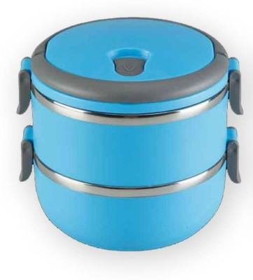 my home max 2 Containers Lunch Box