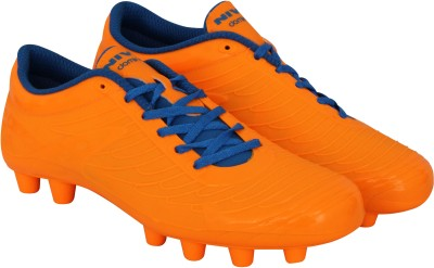 NIVIA Dominator Football Shoes For Men Orange NIVIA Sports Shoes