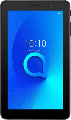 Alcatel 1T7 8 GB 7 inch with Wi-Fi Only Tablet (Premium Black)