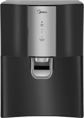 Image of Midea 8 L RO + UV + UF Water Purifier which is one of the best water purifiers under 10000