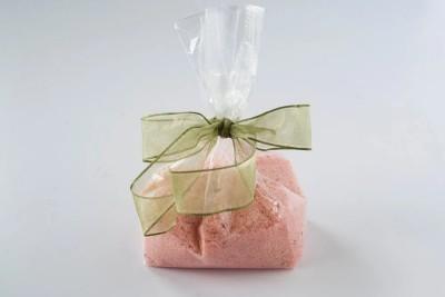ADVAIT ABEER ORGANIC BATH SALT (250 GMS) ROSE WITH PETALS(250 g)