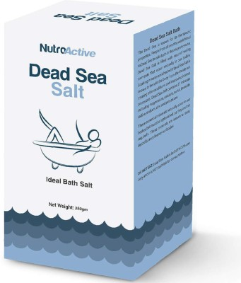 NutroActive Dead Sea Salt, 350g(350 g)