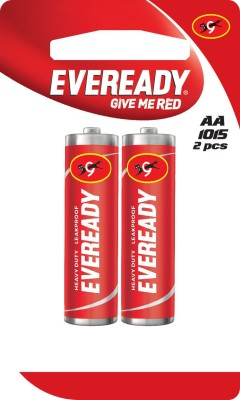 Eveready Give Me Red AA  Battery(Pack of 2)