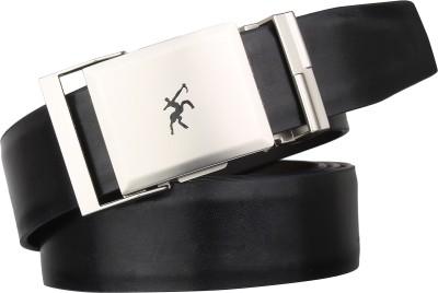 Variety & Capture Men Formal Brown Artificial Leather Belt