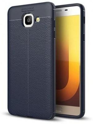 SVENMAR Back Cover for Samsung Galaxy J7 Prime(Blue)