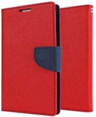 CEL Flip Cover for Mi Redmi 3S Prime Red