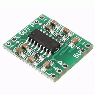 VGS MARKETINGS 2 Channels 3W Pam8403 Class D Audio Amplifier Board 5V Usb  Power 3W Dual Channel Mini Digital Power Amplifier Board PAM8403 For  Arduino