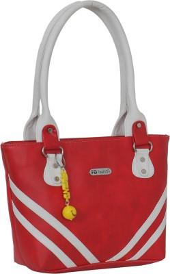 FD FASHION Women Red, White Shoulder Bag FD FASHION Handbags