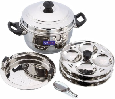 KenBerry IC-12 Induction & Standard Idli Maker(3 Plates , 12 Idlis ) at flipkart