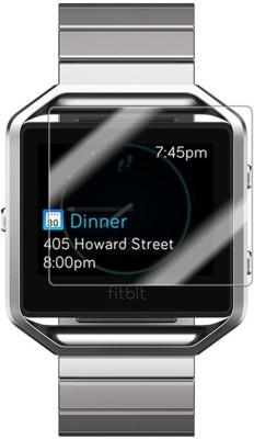 Taslar Tempered Glass Guard for Fitbit Blaze(Pack of 1) 1