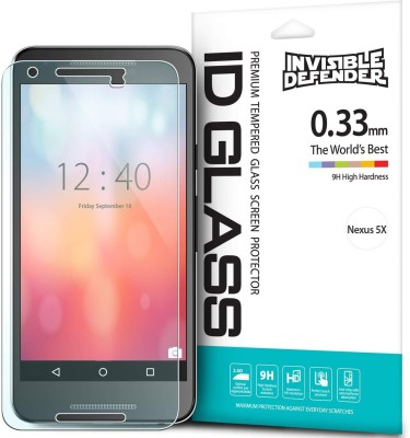 Ringke Tempered Glass Guard for LG Nexus 5X(Pack of 1)